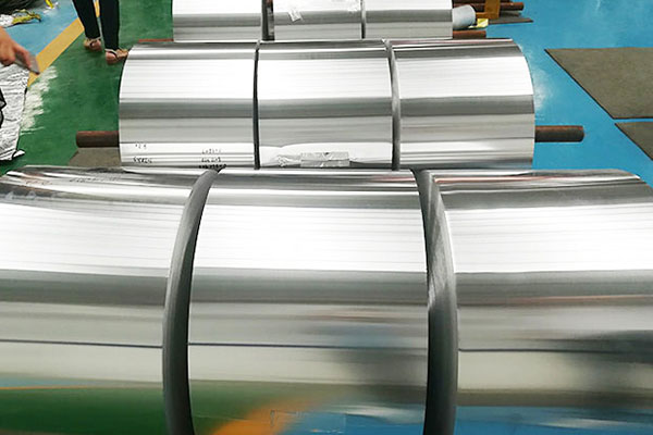 8011 aluminium foil products