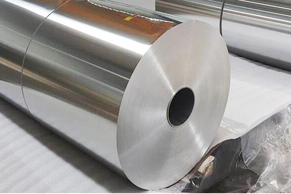 aluminium foil packaging material