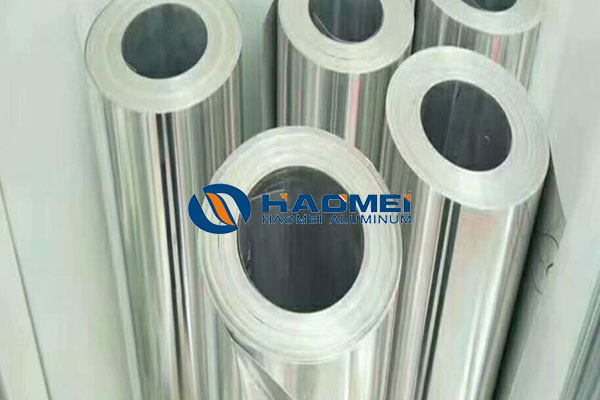 aluminium wrapping foil