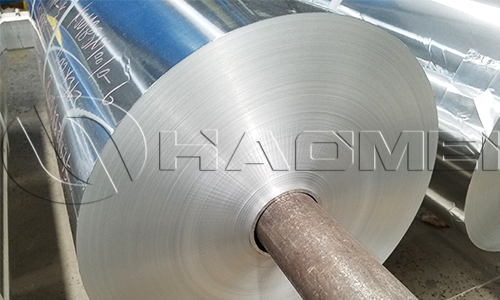 jumbo aluminium foil for household foil